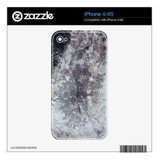 Landscape of the Earth\ Skin For iPhone 4
