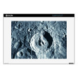 "Landscape of the Moon 15"" Laptop Decals"