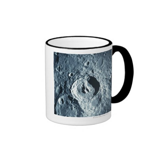 Landscape of the Moon Ringer Coffee Mug