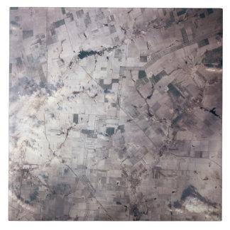 Landscape on Earth Tile