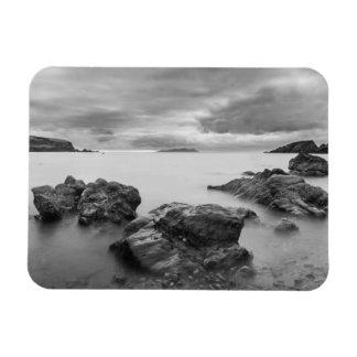 Landscape on West Shetland Magnet