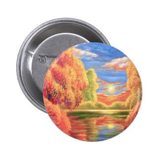 Landscape Painting Art - Multi Pins
