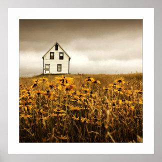 Landscape Photograph Poster/print 24x24