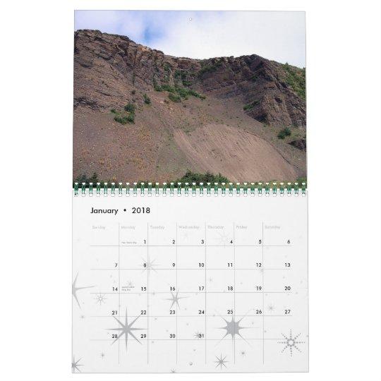 Landscape Photographs, 2010 Calendar