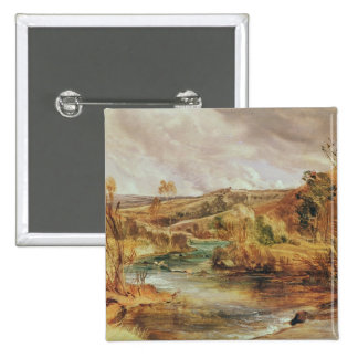 Landscape Pinback Button