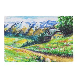 Landscape Placemat