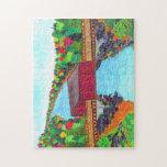landscape puzzle,