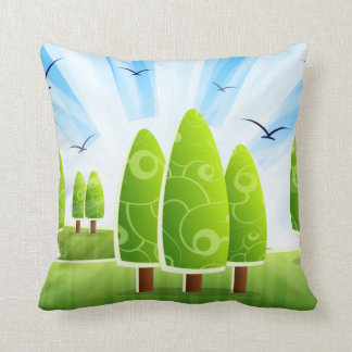 Landscape Scenery Pillows