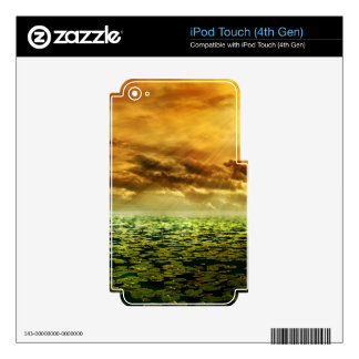Landscape iPod Touch 4G Decal