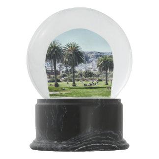 Landscape Snow Globe