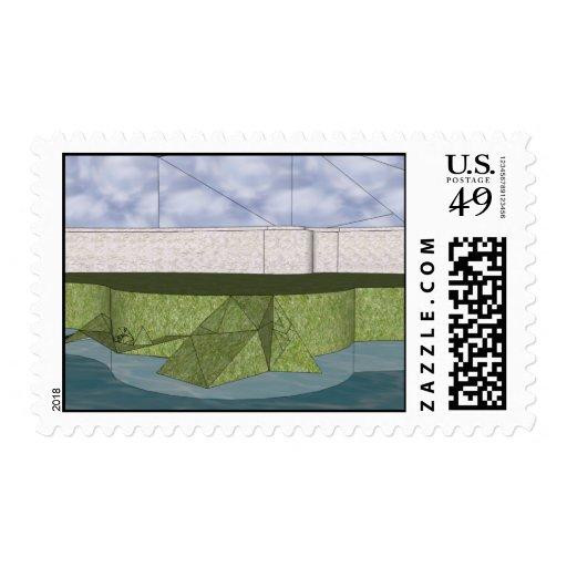 Landscape Stamp
