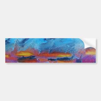 Landscape, Sticker