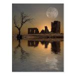 Landscape Sun Post Card