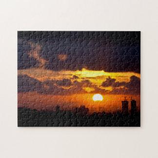 Landscape Sunset 02 - Photo Puzzle