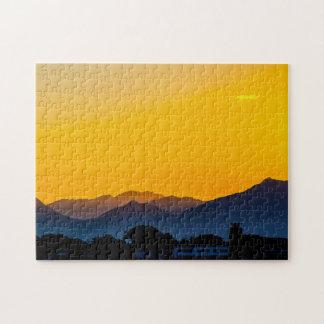 Landscape Sunset 03 - Photo Puzzle