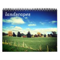 landscape travels calendar