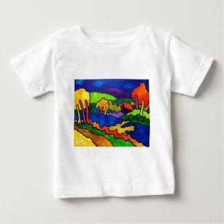 Landscape Vermont F1 Baby T-Shirt