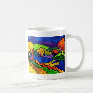 Landscape Vermont F1 Coffee Mug