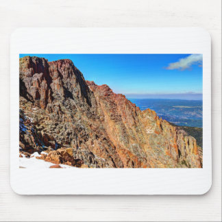 Landscape View From Pikes Peak Mouse Pad