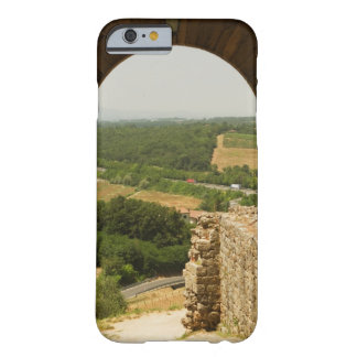 Landscape viewed through an archway, Porta Barely There iPhone 6 Case