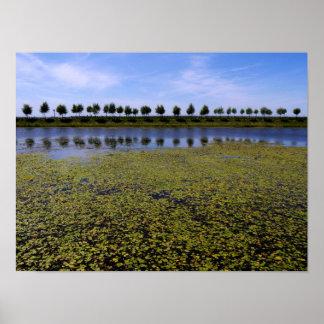 Landscape Waterscape Poster