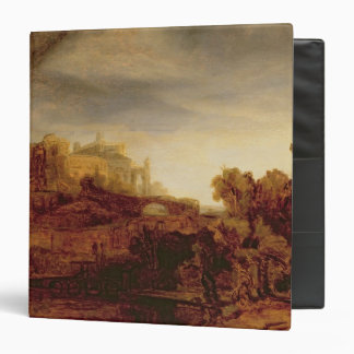 Landscape with a Chateau Binder