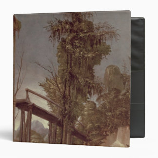 Landscape with a Footbridge, c.1518-20 3 Ring Binder