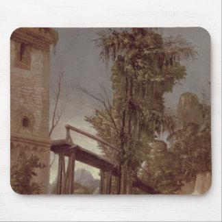 Landscape with a Footbridge, c.1518-20 Mouse Pad