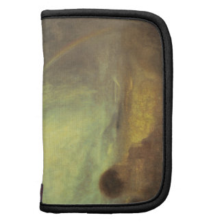 Landscape with a rainbow folio planners