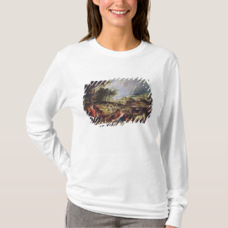 Landscape with a Rainbow T-Shirt