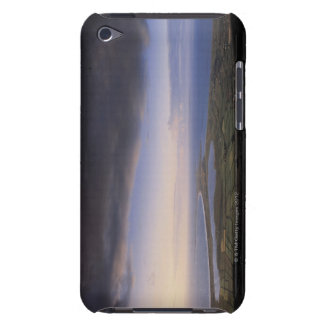 landscape with an overcast sky barely there iPod case