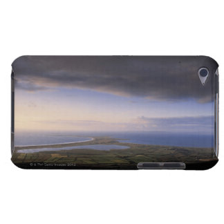 landscape with an overcast sky iPod touch case