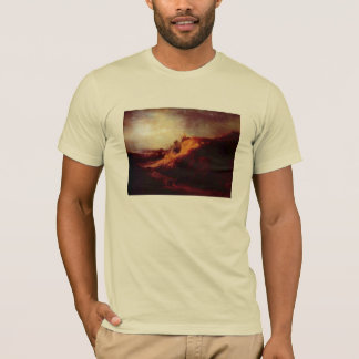 Landscape with baptism by Rembrandt T-Shirt