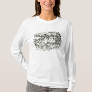 Landscape with Cannon, 1518 T-Shirt