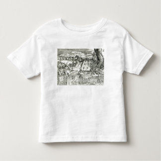 Landscape with Cannon, 1518 Toddler T-shirt