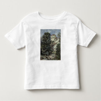 Landscape, with Castle and Trees Toddler T-shirt