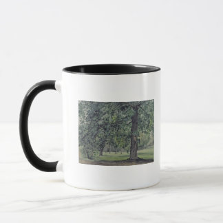 Landscape with Chestnut Tree in the Foreground Mug