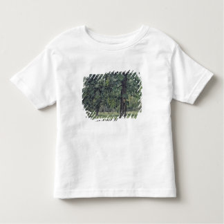Landscape with Chestnut Tree in the Foreground Toddler T-shirt