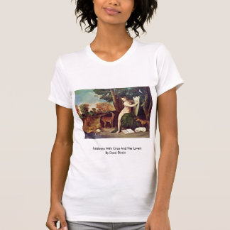 Landscape With Circe And Her Lovers By Dossi Dosso T-shirt