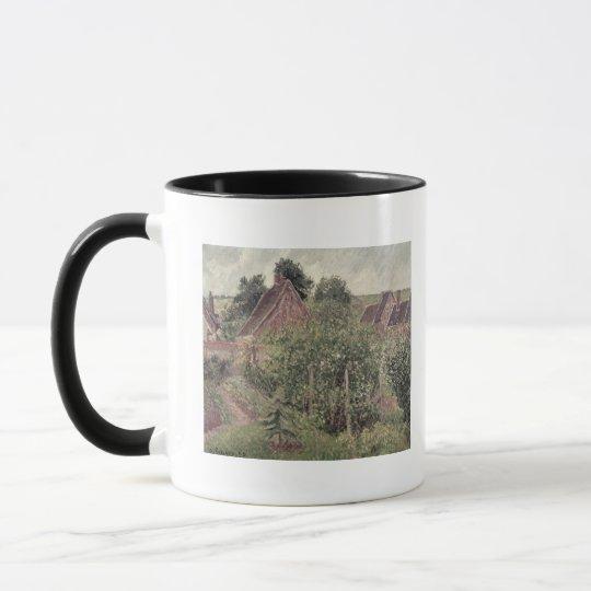 Landscape with Cottage Roofs, 1899 Mug
