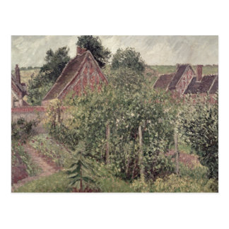 Landscape with Cottage Roofs, 1899 Post Cards