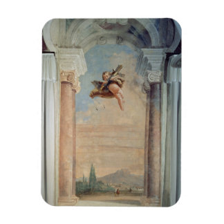 Landscape with Cupid, from the 'Foresteria' (Guest Magnet