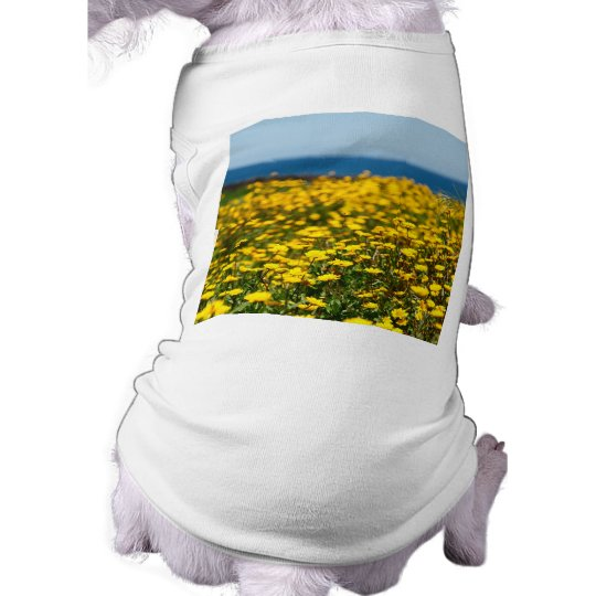 Landscape with daisies T-Shirt