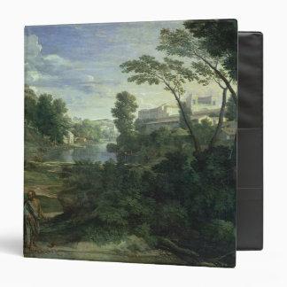 Landscape with Diogenes, 1648 Binder