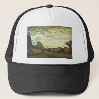 Landscape with Dunes, Vincent van Gogh Trucker Hat