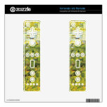 Landscape with figures by Georges Seurat Wii Remote Skin