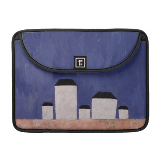 Landscape with Five Houses, c.1932 MacBook Pro Sleeves