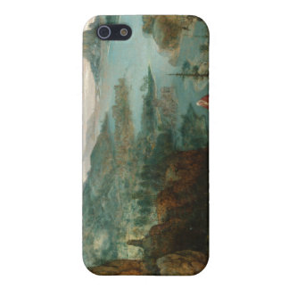 Landscape with Flight into Egypt - Pieter Bruegel Cover For iPhone SE/5/5s