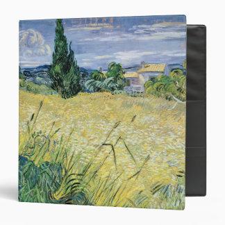 Landscape with Green Corn, 1889 Vinyl Binders