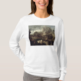 Landscape with Hercules and Cacus, c.1656 T-Shirt